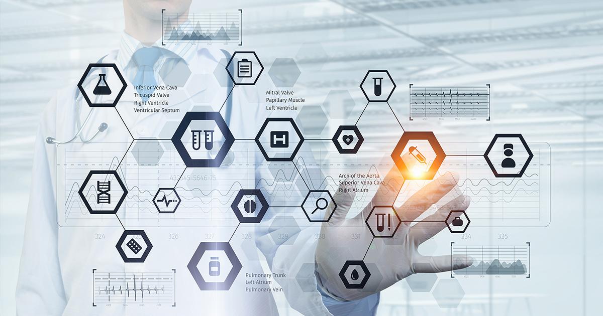 デジタル医療 最前線 2020